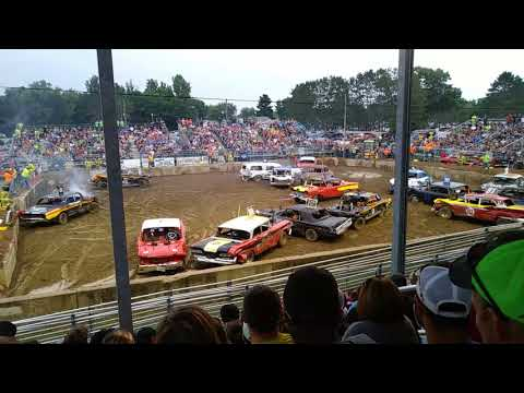 Pine county mn 2018 antique cars Friday night