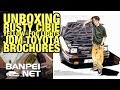 Unboxing cibie fog lights and 4 kilos of JDM Toyota Brochures