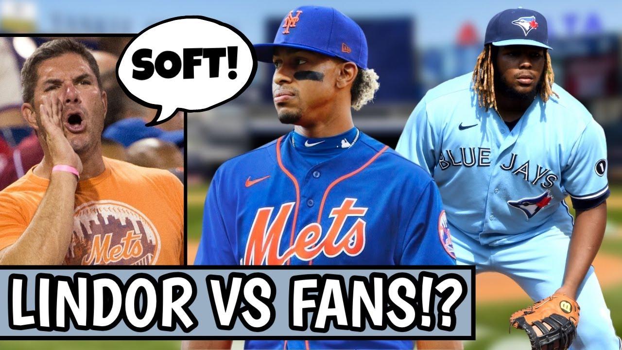 Francisco Lindor CALLED OUT By Fans AGAIN!? Vladdy Jr PASSES Tatis Jr, Ryan Mountcastle (MLB Recap)