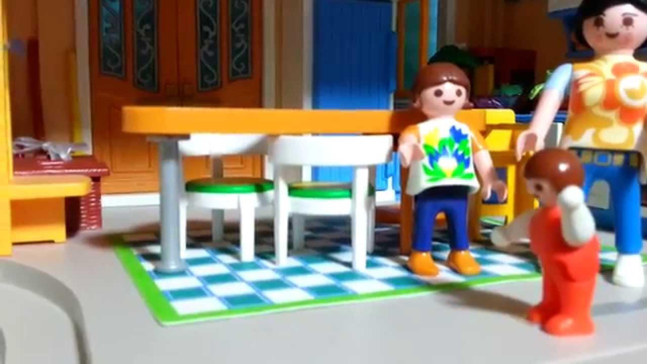 baby lernt laufen playmobil film kurzfilm bébé apprend à
