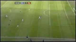 Fulham vs Man City - The Great Escape