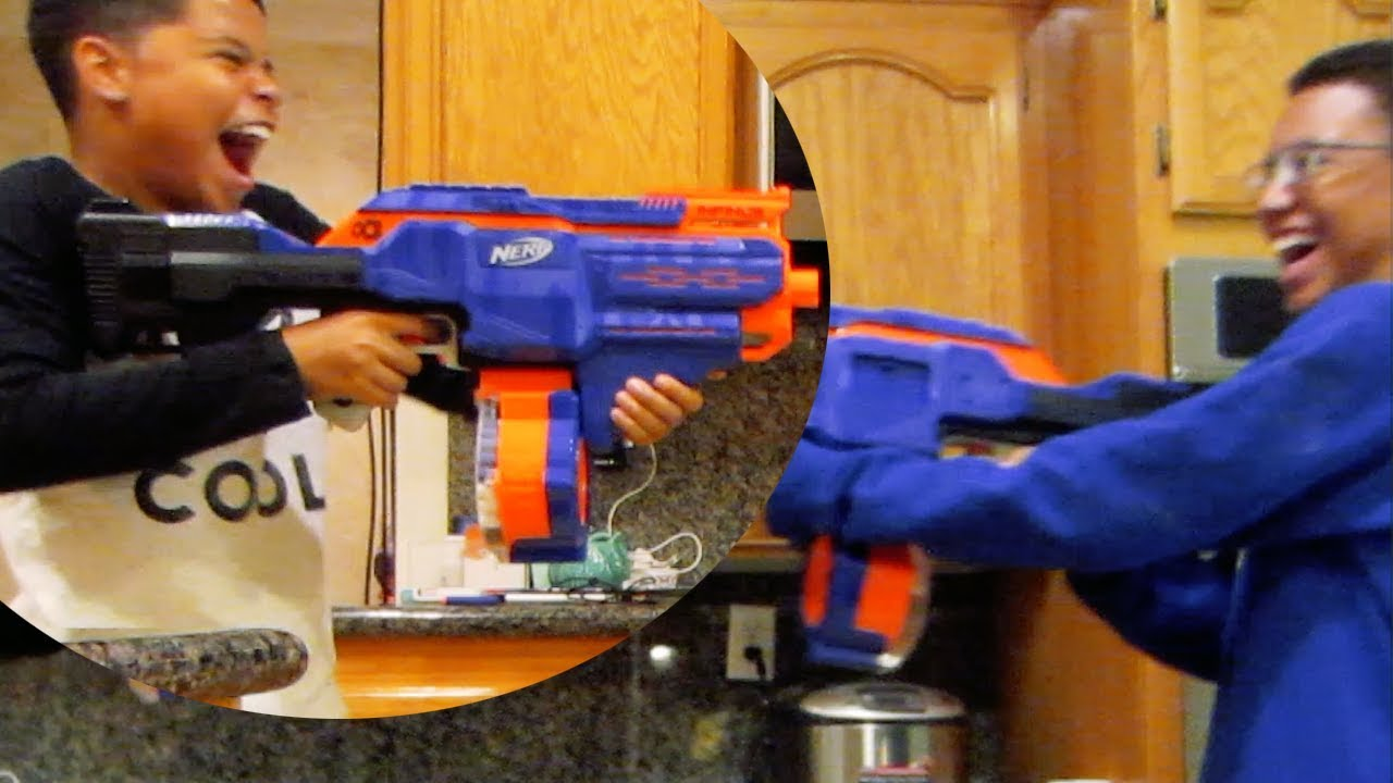 Nerf Cookie Scramble | Twin Challenge Toys