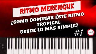 Curso De Piano Musica Cristiana Clase 17 - Merengue