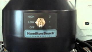 Hamilton Beach HBB908
