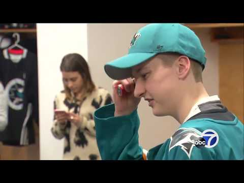 Sharks sign North Bay teenager to special three-day deal