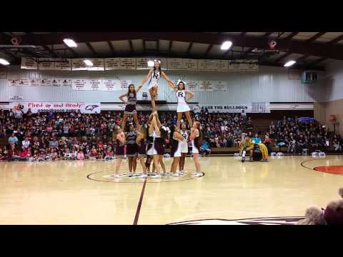 Ralls High School Cheer