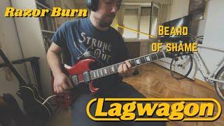 Lagwagon - Razor Burn (Guitar Cover)