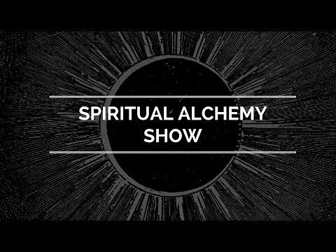 Spiritual Alchemy Show - MESMERISM and EGYPTIAN MAGIC with Lee Gerrard- Barlow