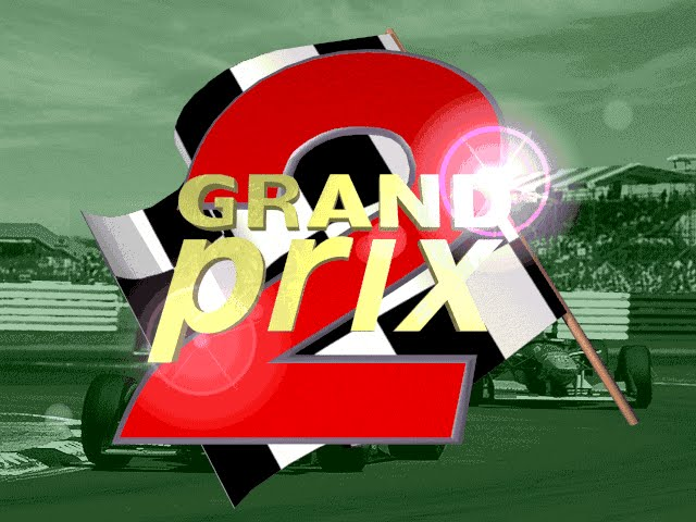Racing Game Classics - Grand Prix 2 [PC Gameplay] [Pure Sound]