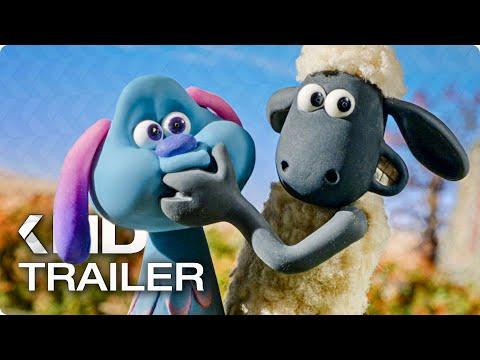 SHAUN THE SHEEP 2: Farmageddon Trailer 2 (2019)