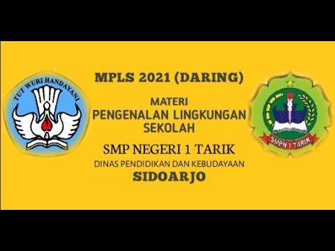 Masa Pengenalan Lingkungan Sekolah (MPLS) SMPN 1 Tarik