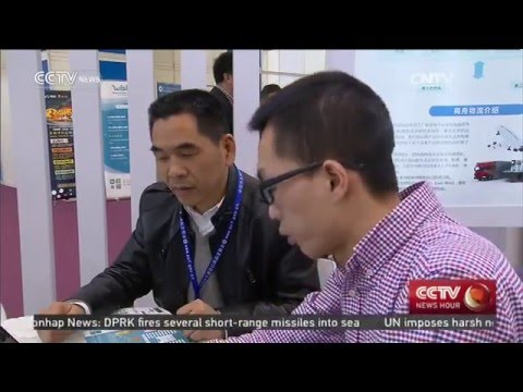 E-commerce plays bigger role at East China fair
