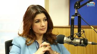 PadMan: The Complete Interview with Twinkle Khanna