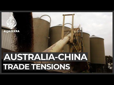 China Slaps Australia With Barley Tariffs As Trade Tensions Flare