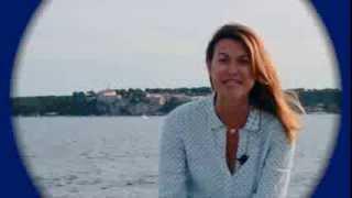 Olivia Gordon soutient David Lisnard
