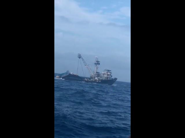 Intervienen embarcación ecuatoriana sin permiso de pesca en Mar tumbesino