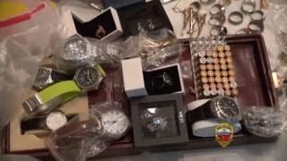 Полицейские задержали участников группы подозреваемых в квартирной краже
