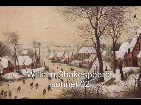 a summary of william shakespeares sonnet 18 Sonnet 18 by shakespeare analysis and themes  in the form of three  quatrains and a couplet that is now recognized as shakespearean.