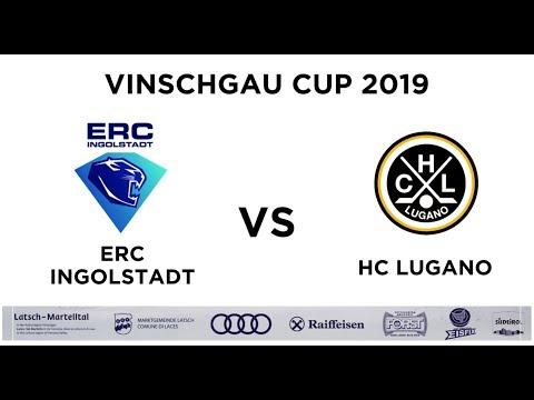 ERC Ingolstadt - HC Lugano - Vinschgau Cup 2019