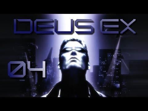 Let's Play Deus Ex - #04 Castle Clinton *REUPLOAD*