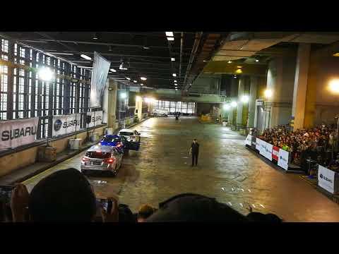 Singapore Motor Show 2018 Russ Swift Stunt Show