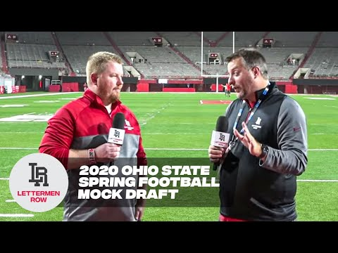 Drafting Ohio State rosters for hypothetical, talent-laden spring game
