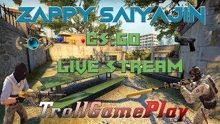 CS:GO With Zappy   #Hacks #SSTK PUGS With Lag   Counter Strike Global Offensive