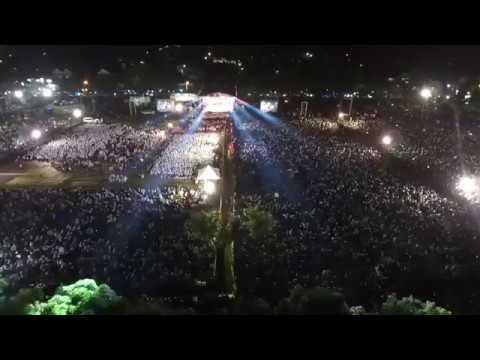 Habib Syech Padang Bulan Lirboyo Kediri 2016