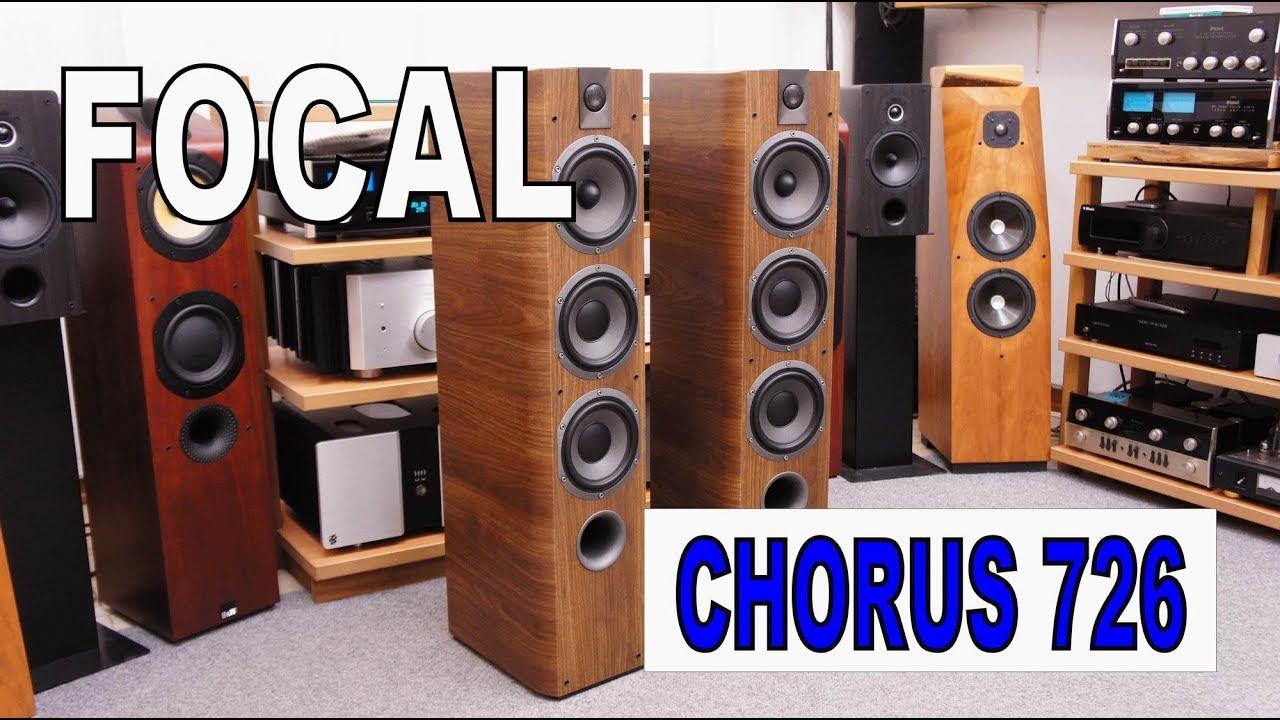 Focal Chorus 726 Test di Sbisa' www audiocostruzioni com HD