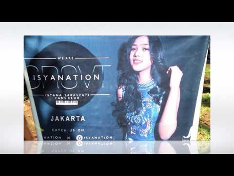 1st Isyanation Jakarta Anniversary