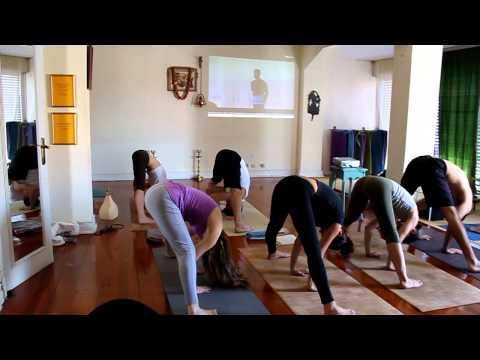 sharath's presence @ casa vinyasa - ashtanga yoga shala (lisbon-portugal)