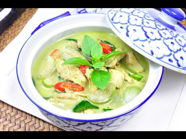 Thai Popular Recipes