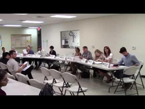 GPNC Board Meeting 07-19-2016