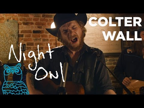 Colter Wall,