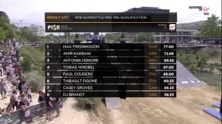 Fise Montpellier 2015 rondas