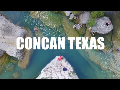 VACATION IN CONCAN TEXAS - NEALS LODGE - FRIO RIVER