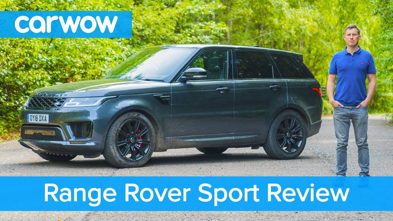 New Land Rover Range Rover Sport Review | carwow