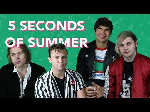 My First Kiss Was Awful  Minuten med 5 Seconds Of Summer
