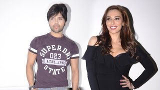 Salman Khan's Girlfriend Lulia Vantur's Every Night And Day Song Launch With Himesh Reshammiya