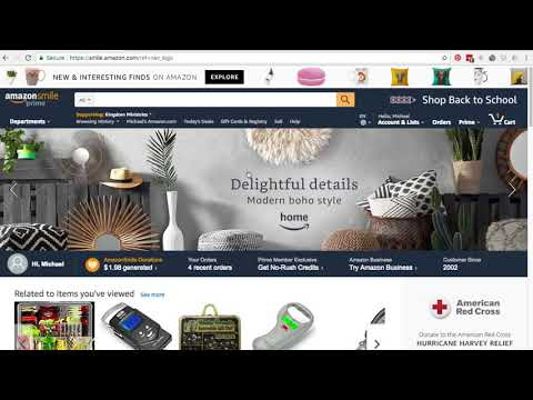 Kingdom Ministries   Setting Up Amazon Smile