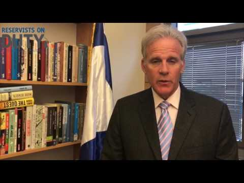 Message from MK Michael Oren to the Gideon Project  participants