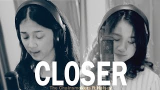 Download lagu Closer The Chainsmokers ft Halsey cover