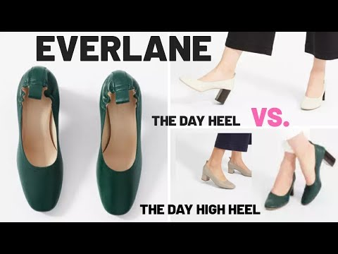 EVERLANE REVIEW – The Day Heel Vs. The