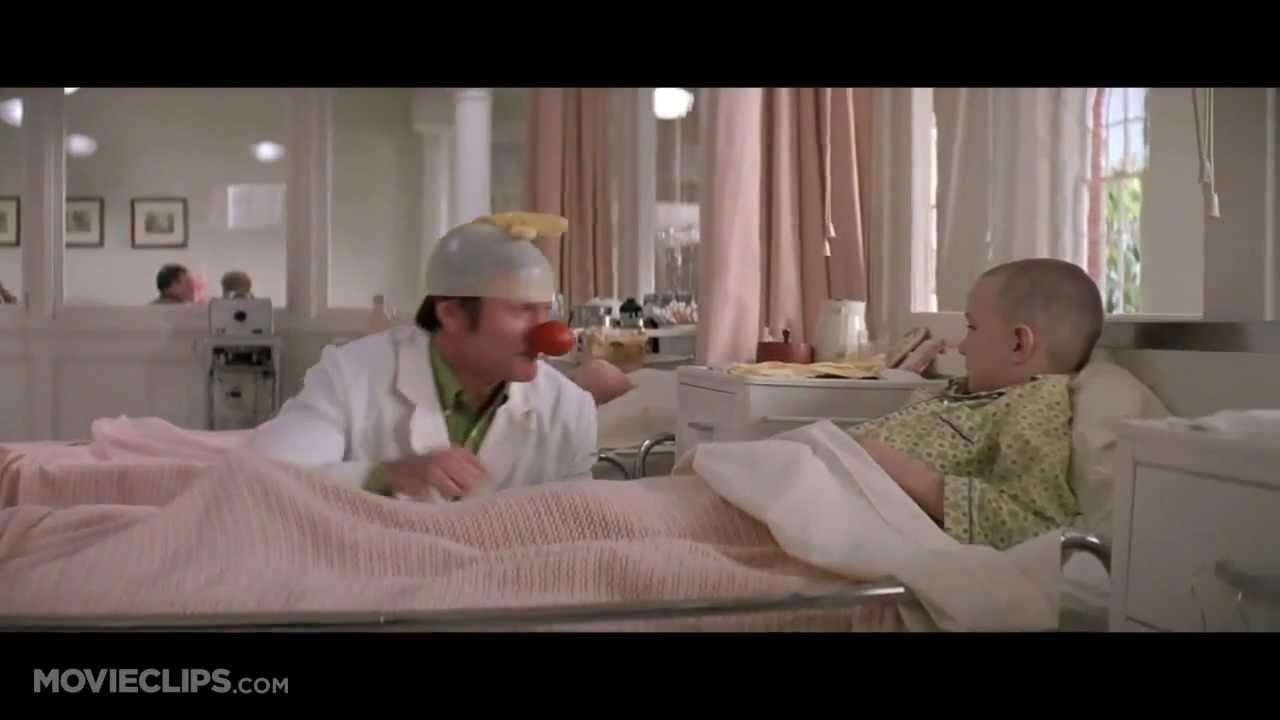 Patch Adams 5/10 Movie CLIP - The Childrens Ward 1998 HD