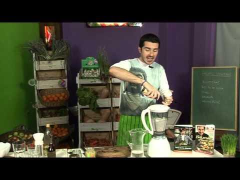 Pablito Martín en Cocina Consciente: Leches Vegetales