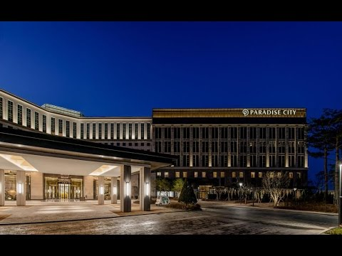 South Korea's first casino resort opens