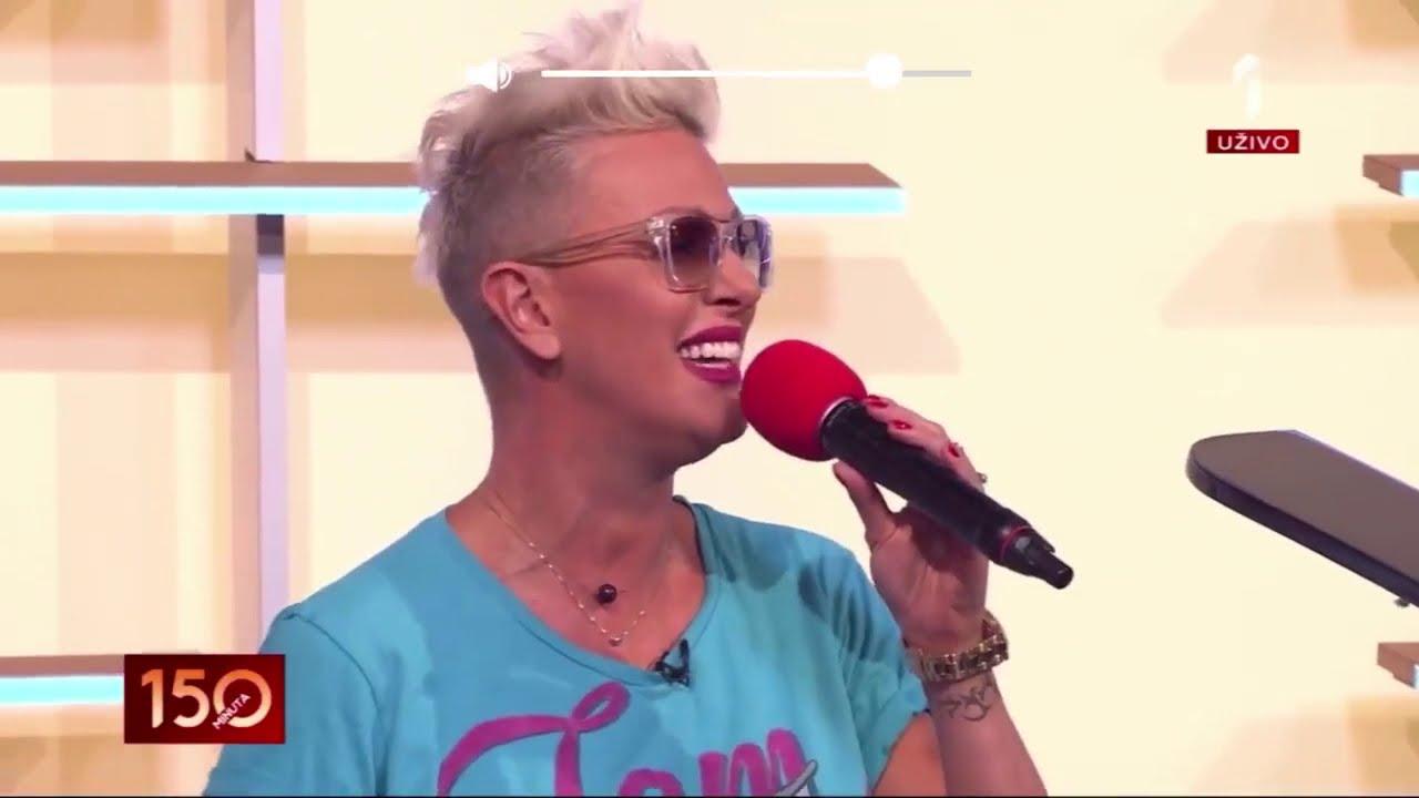 TIJANA DAPČEVIĆ - ŽUTA MINUTA (LIVE, PRVA TV)