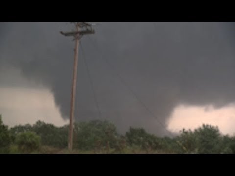 Carney, Oklahoma Tornado 5-19-2013 by Val and Amy Castor