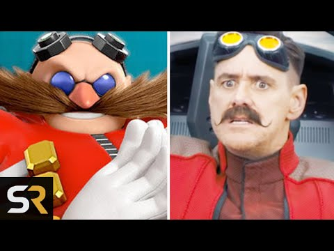 Everything The Sonic Movie Changed From The Video Game (And Kept The Same)