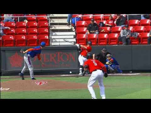 Texas Tech Baseball Vs. HBU: Highlights (W, 24-3) | 2.15.2020